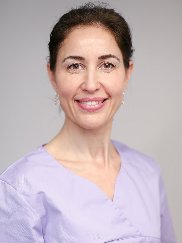 Elena Reimann, Medizinische Kosmetikerin FA