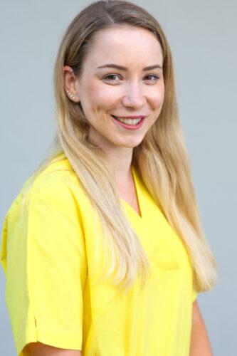 Melanie Vogt, Endometriosis Care Nurse and affected person
