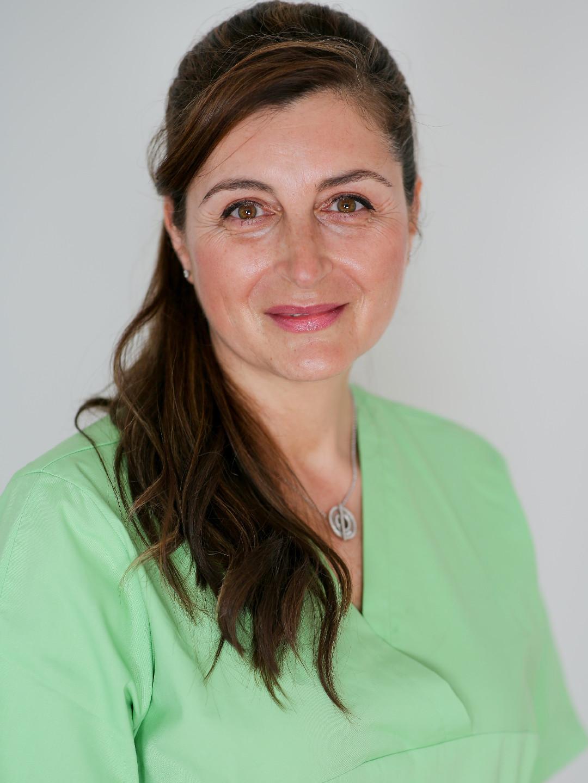Zornitza Batcheva, Ernährungstherapeutin und Polarity-Therapeutin (in Ausbildung)